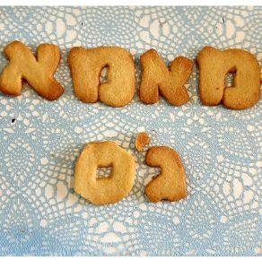 עוגיות אותיות