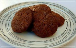עוגיות שוקלד פאדג'