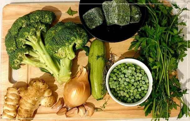מרק ירוקים