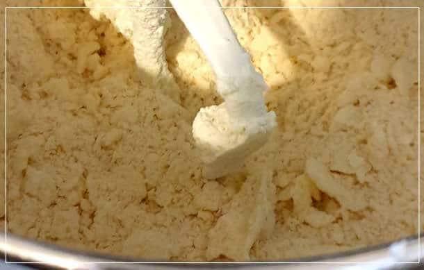 בצק לעוגיות חמאה