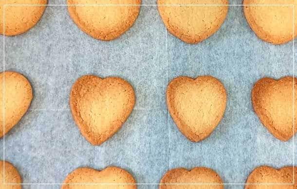 עוגיות חמאה תפוז